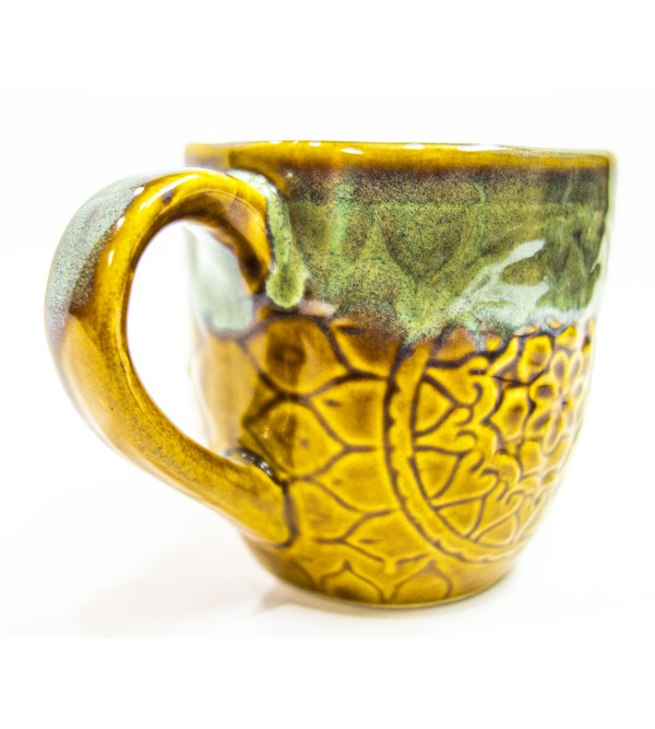 Handicraft Khurja Pottery Coffee Mug