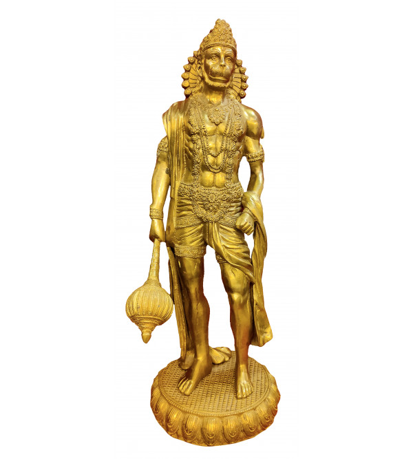 Brass Hanuman 22 Inch