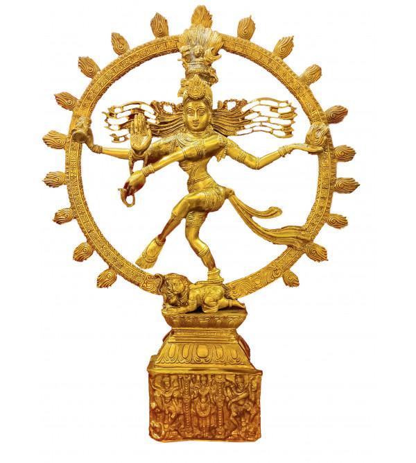 Brass Natraj Fine Work 23 Inch
