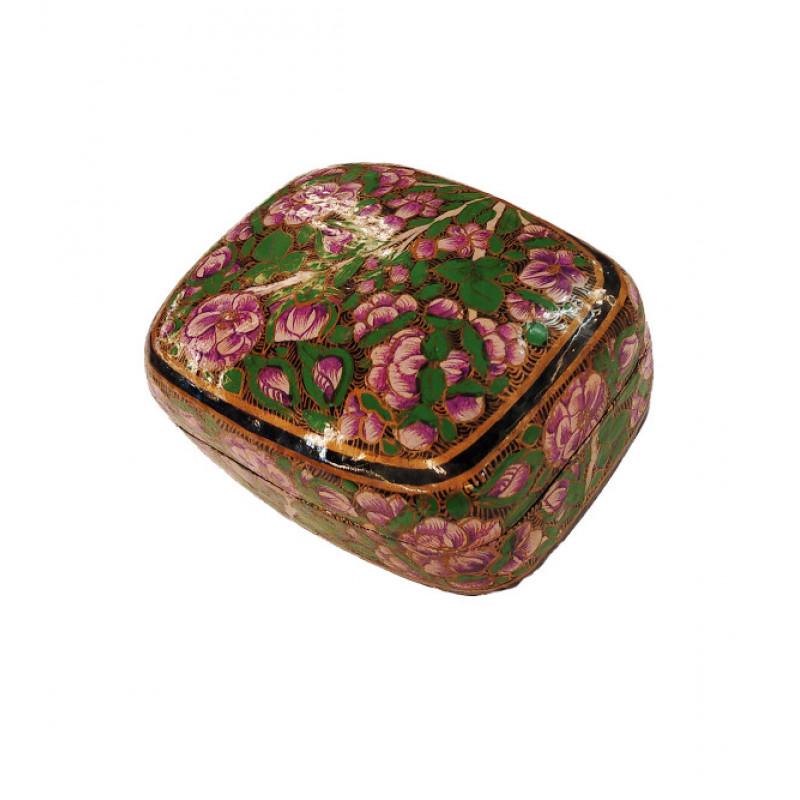 Papier Mache Handcrafted Decorative Metre Box