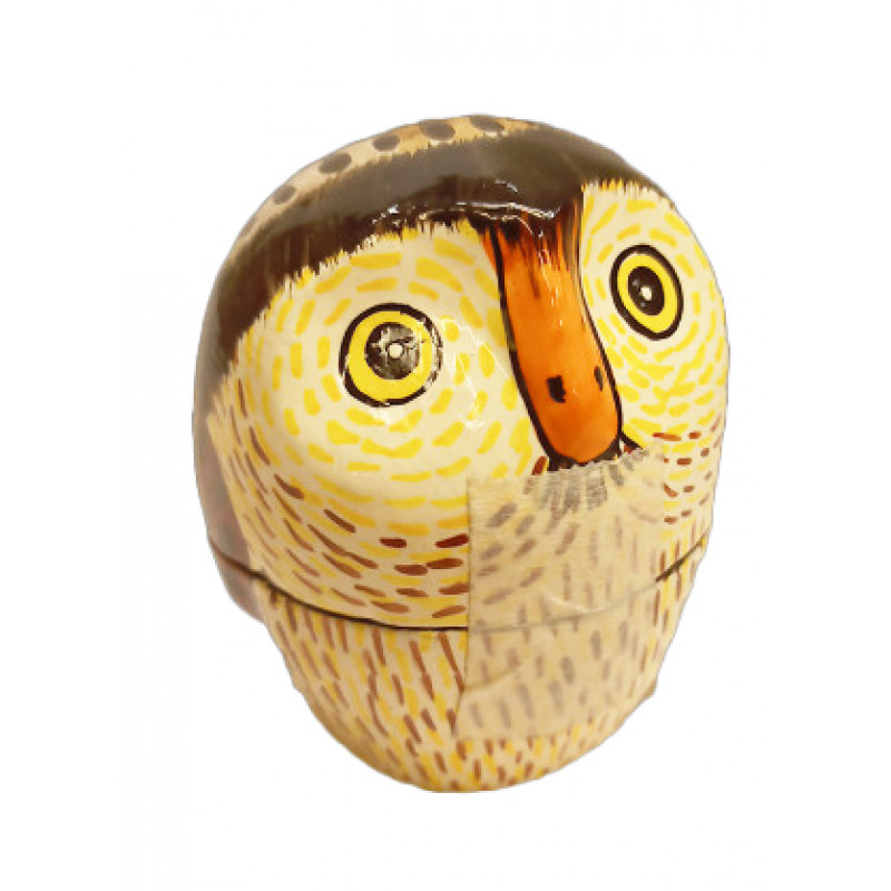 Papier Mache Handcrafted Animal Shaped Boxes