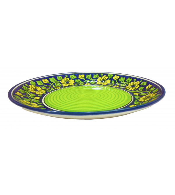 CCIC Handicraft Full Plate Pottery
