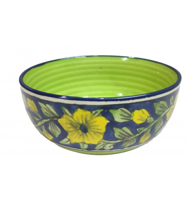 CCIC Handicrafted Soup Bowl Pottery