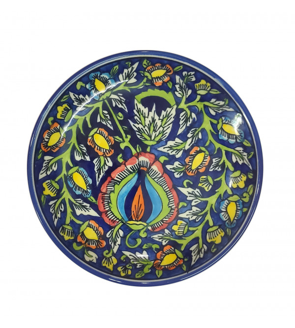 CCIC Handicraft Plate Pottery Quarter