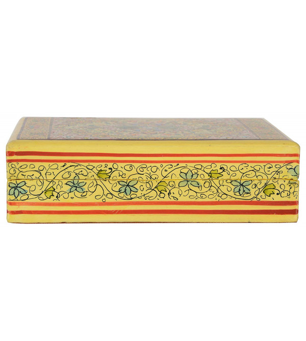 1 PAPER MACHIE  MULTI UTILITY BOX 3X5