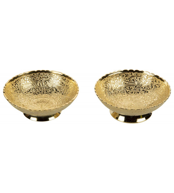 2 PC SET 4 INCH BOWL DOUBLE WORK GP