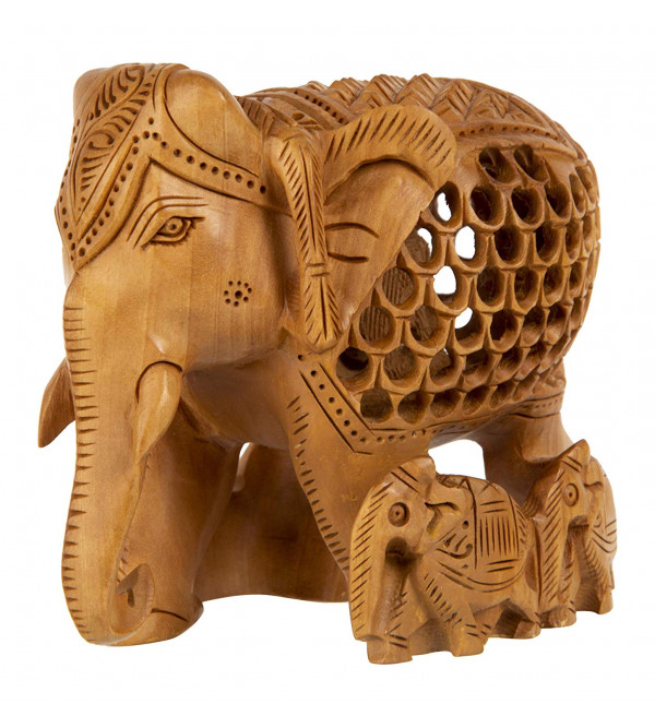 Elephant Jali Work