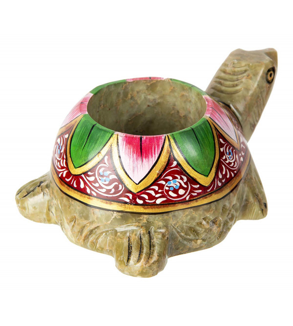 Tortoise candel stand