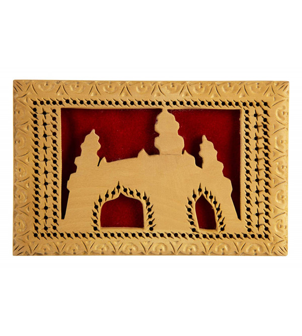 Wooden Box Jali Work