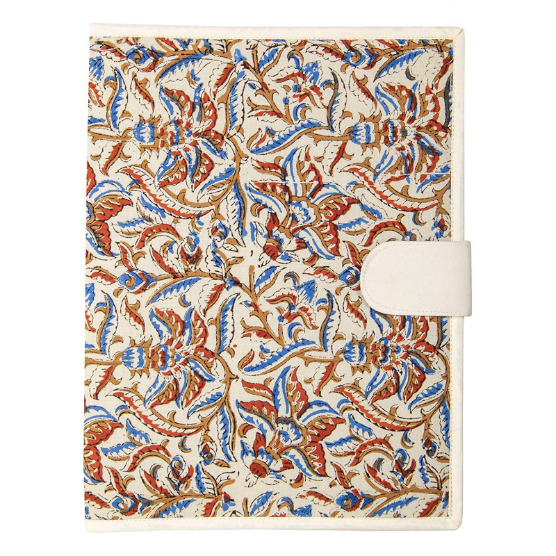 Assorted Designs and Colors File Folder Cotton