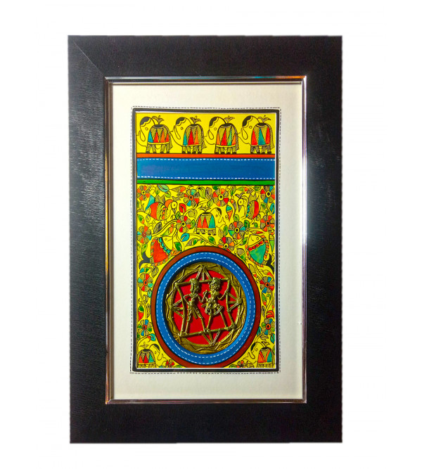 Madhubani painting Assorted design
