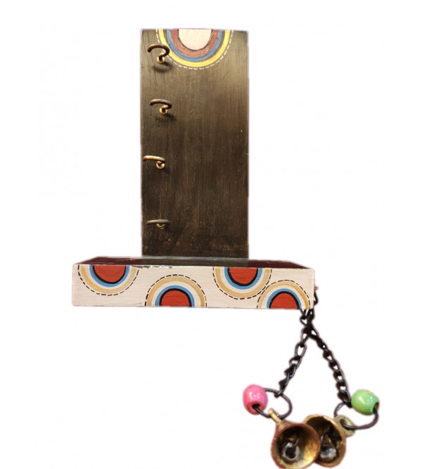 Key Hanger Handcrafted In Wood
