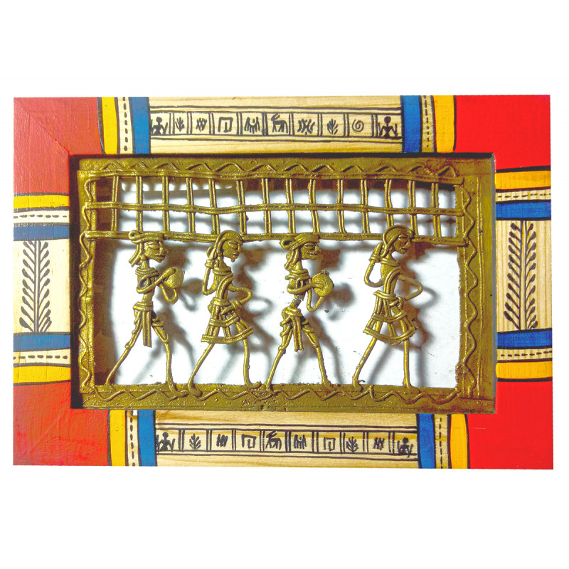 PAINTING WORLI FRAMED assorted design