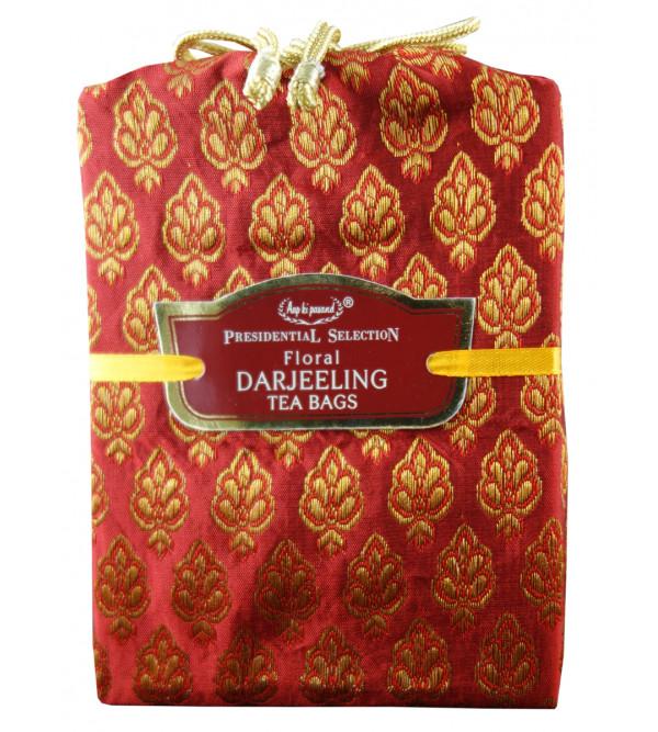 PRESIDENTIAL FLORAL DARJEELING TEA BAGS 50 TB