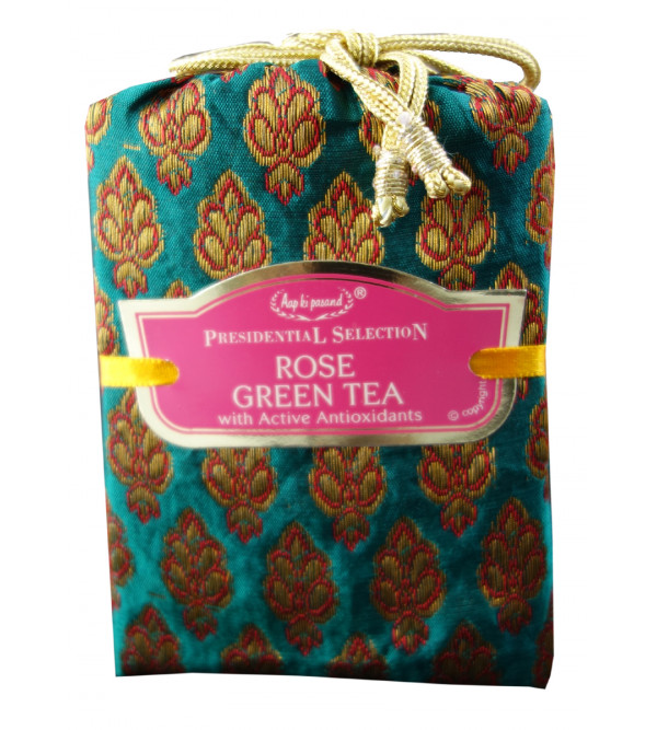 Green tea Rose 100gm