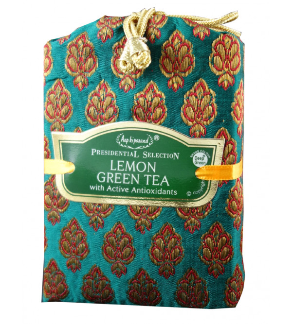 Green tea Lemon 100gm