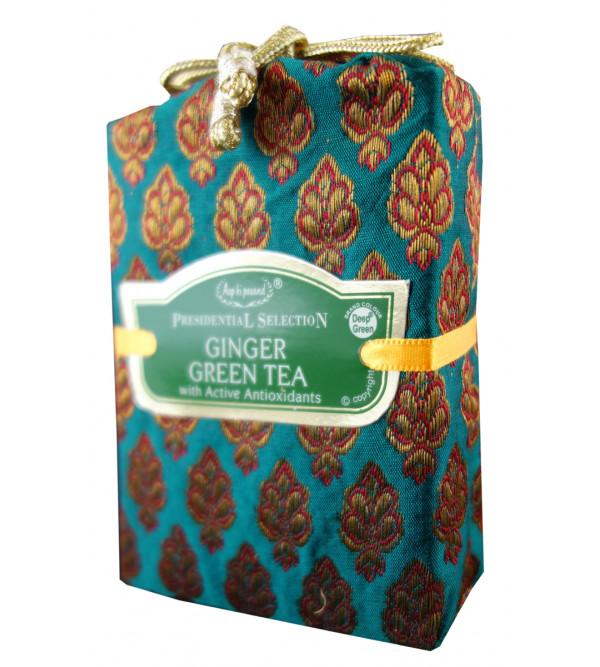 Green tea Ginger 100gm