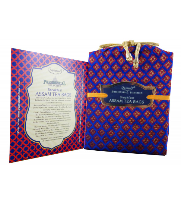PRESIDENTIAL BREAKFAST ASSAM TEA BAGS 50 TB