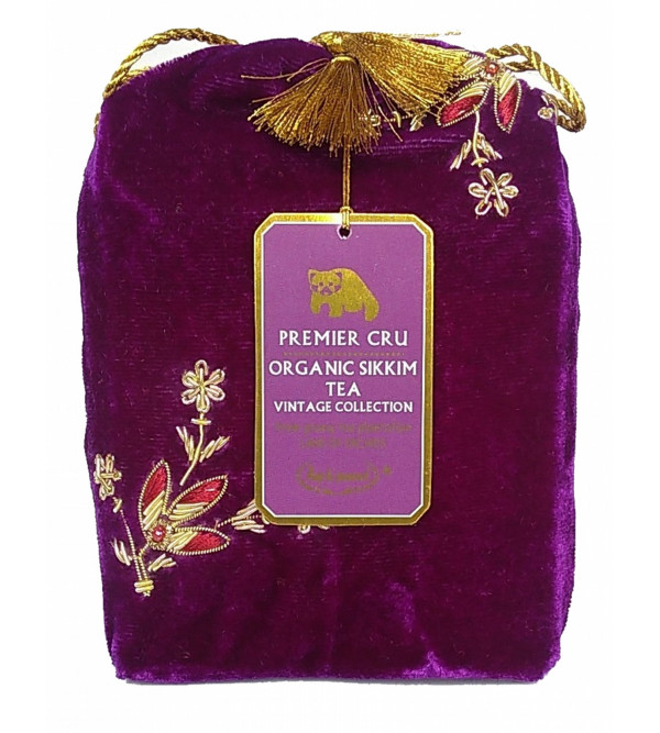 Premier Cru Organic Sikkim Tea 100 gm