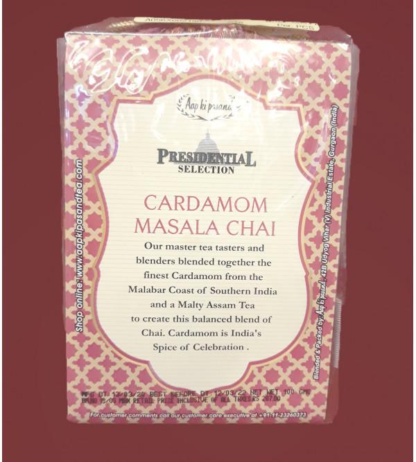 Presidential Cardamom Masala Chai 100gm