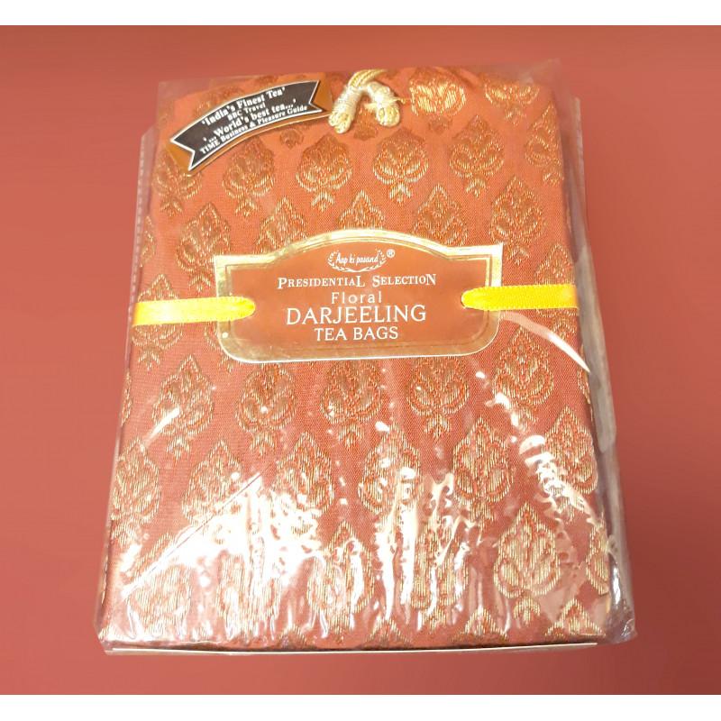PRESIDENTIAL FLORAL DARJEELING TEA BAGS 50TB