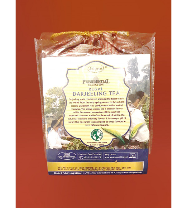 Darjeeling Tea PS Regal 250gm