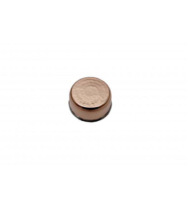 Katori Copper Copper Steel Weight  110 gm