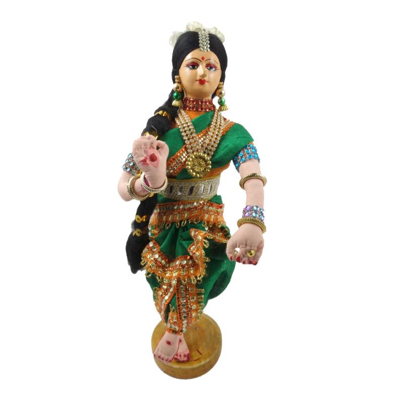 Handicraft Assorted Dancing Doll