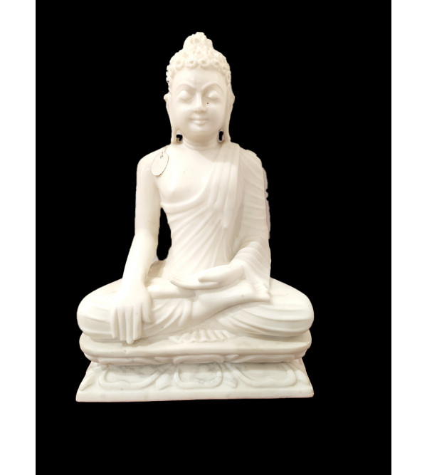 Buddha Handcrafted In Marble
