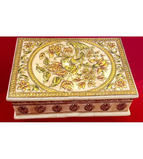 CAMEL BONE BOX 7 x5 inch