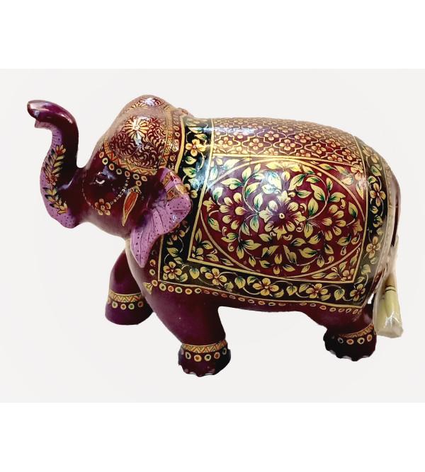 WOODEN ELEPHANT 5 inch