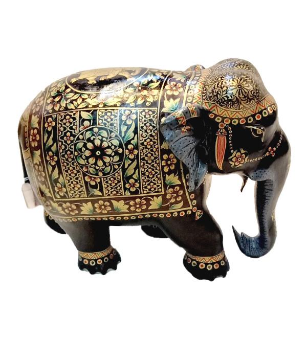 WOODEN ELEPHANT 6 inch