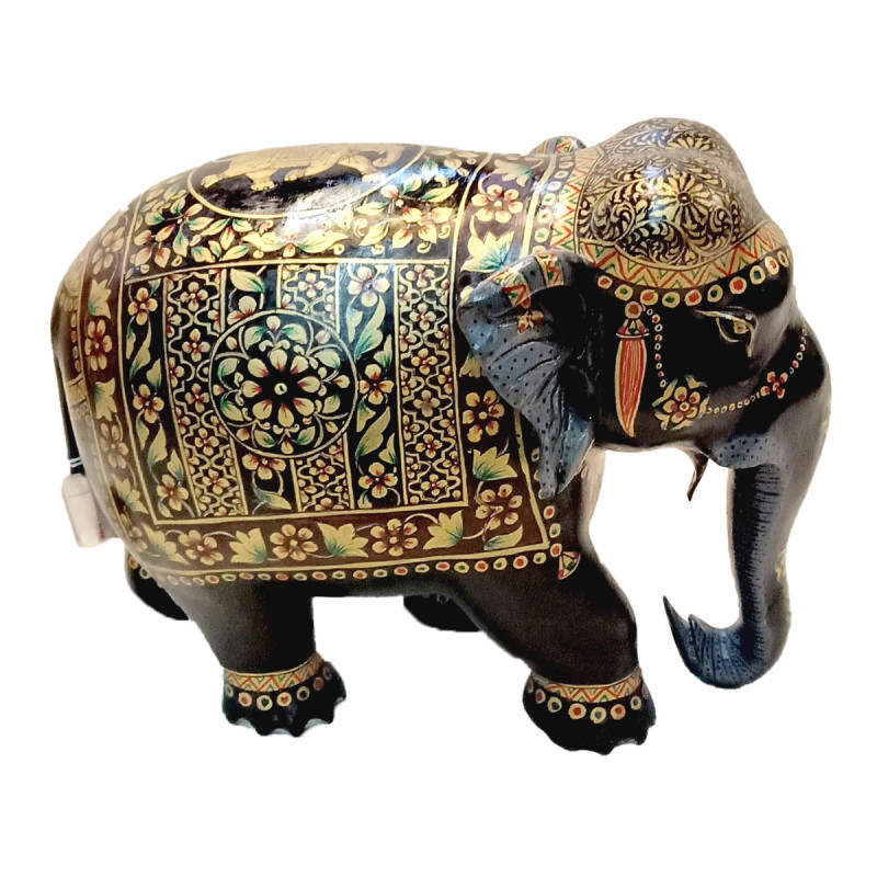 Wooden Handcrafted Elephant Size 6 Inches