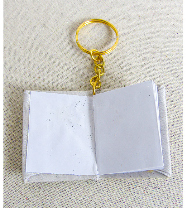 Dairy Key Ring Ornamented 2 Inch