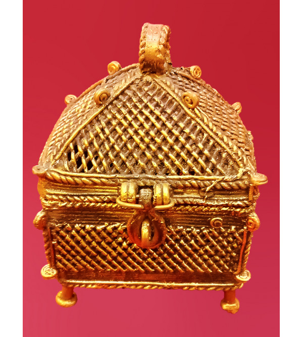 Dhokra Handcrafted Box