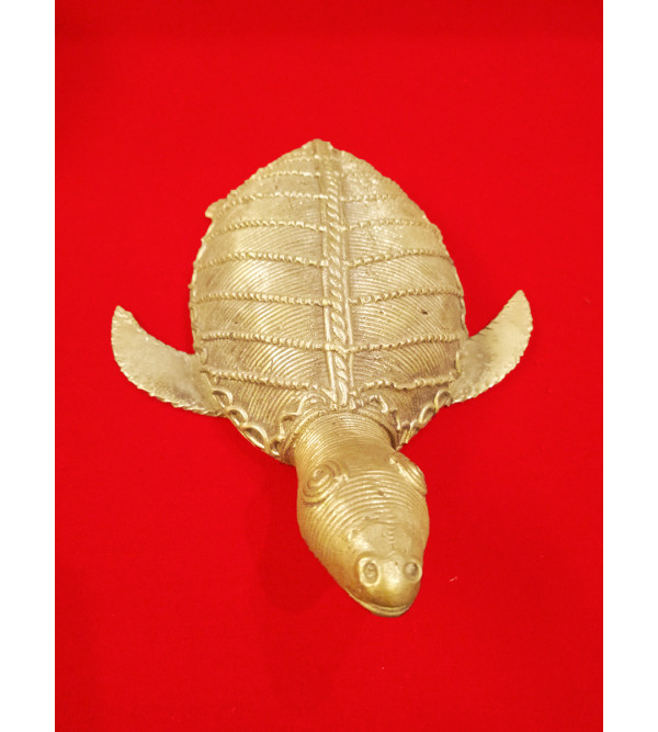 Dhokra Handcrafted Tortoise