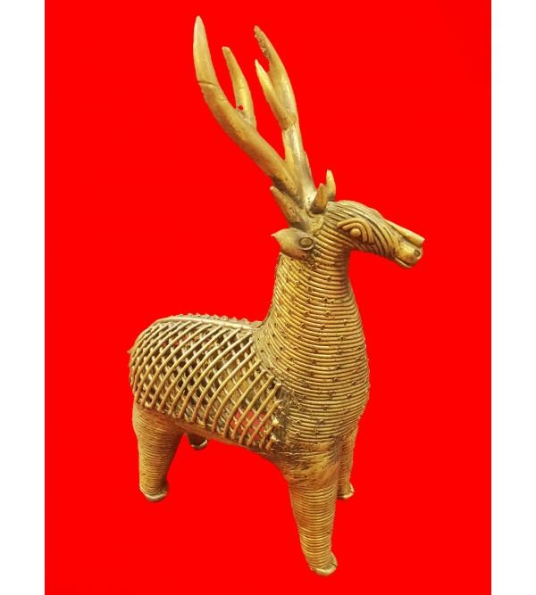 Dhokra Handcrafted Deer