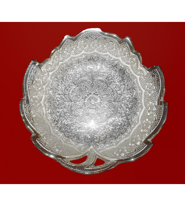 BOWL BRASS GOLD Plated 6INCH