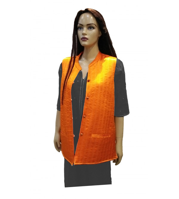 Long Jacket Sleeveless