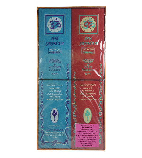 Aggarbattes Soul 2 Pack of 12 Stick natural