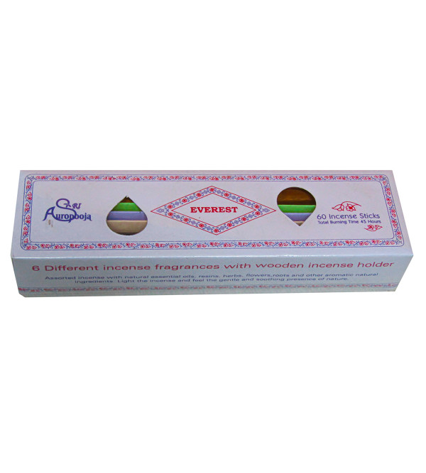 Agarbatti Soul 2 Pack of 12 Stick With Assorted Fragrance