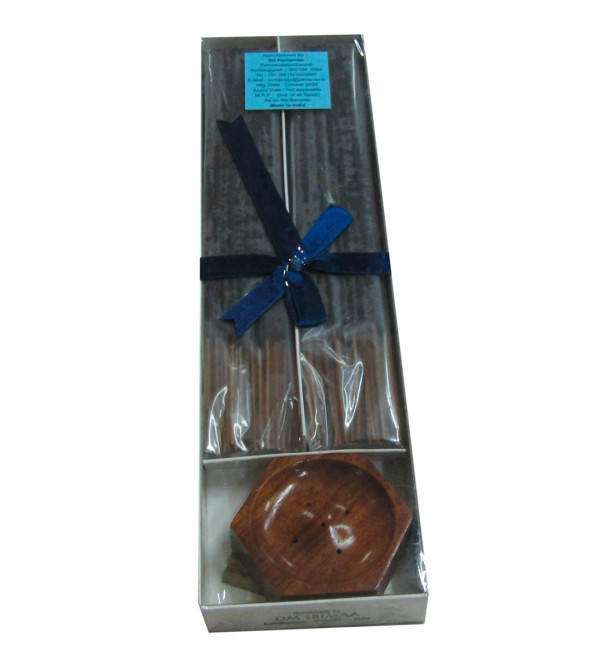 Agarbatti Madarshan 2 Pack of 50 Stick Stand  With Assorted Fragrance