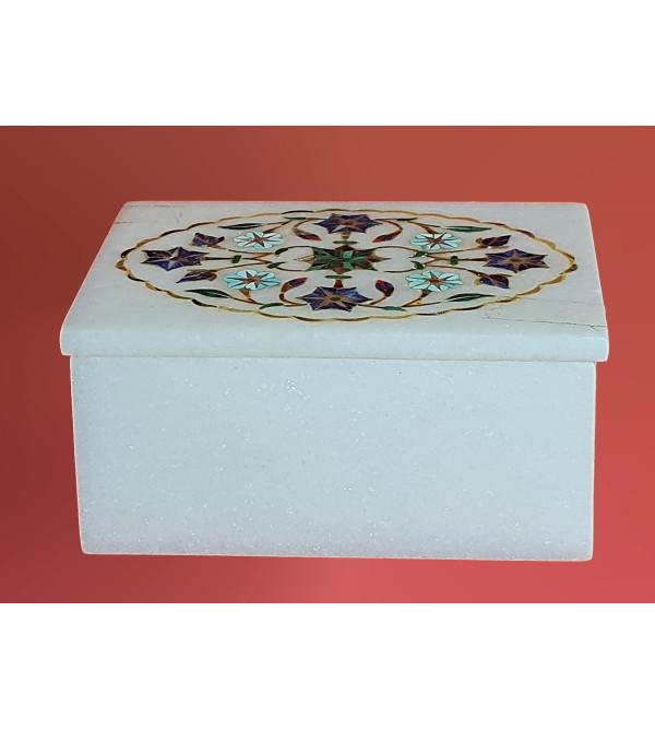 MARBLE BOX  3X4 INCH RECTANGULAR