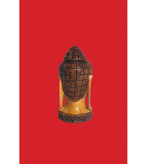 BUDDHA HEAD 3 INCH