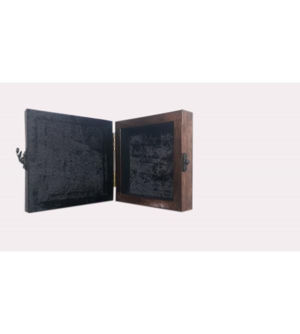 4X4 TRIBAL  PANEL DHOKRA FRAMED WG ASSORTED DESIGNS
