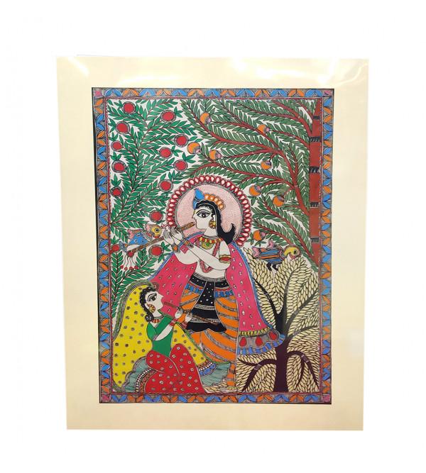 Madhubani Handmade Painting