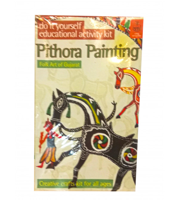 DYE INDIAN TRADIONAL PAINTING KITS