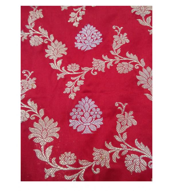 Pure Katan Silk Banarasi Handwoven Dupatta