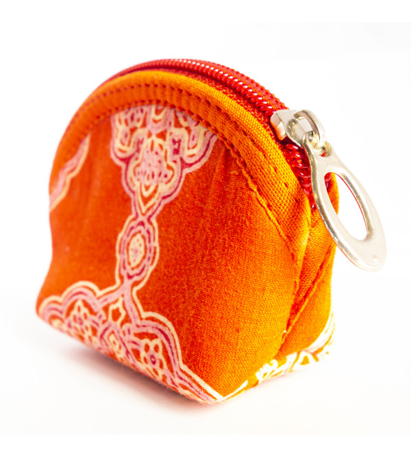 CCIC Coin Purse 7X8 Cm Assorted Designs And Colors