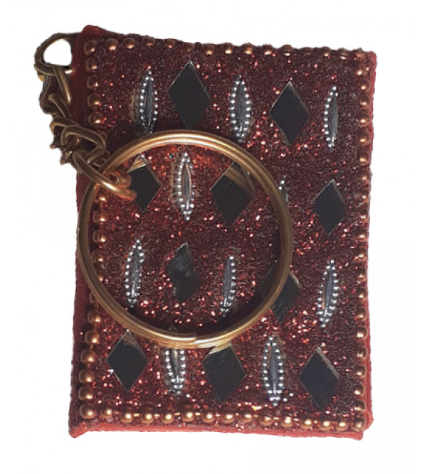 Handcrafted Stuff Key Chain Size 3 Inch